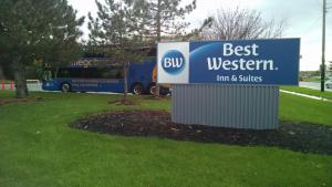 Best Western Airport Inn & Suites Cleveland, Szállodák  Brook Park - big - 24