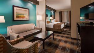 Best Western Plus Atrium Inn & Suites, Hotel  Clarksville - big - 28