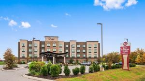 Best Western Plus Atrium Inn & Suites, Hotel  Clarksville - big - 1