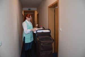 Hotel Imperium, Hotels  Moravske-Toplice - big - 34