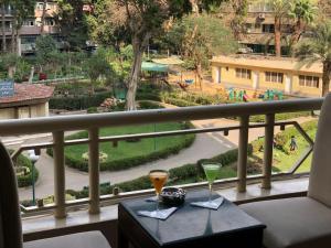 Nile Hunters Suites & Apartments, Szállodák  Kairó - big - 53