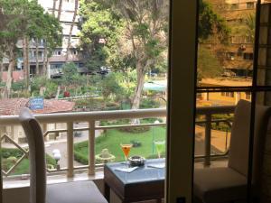 Nile Hunters Suites & Apartments, Szállodák  Kairó - big - 57