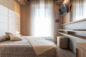 Hotel Belvedere, Отели  Морской Милан - big - 17