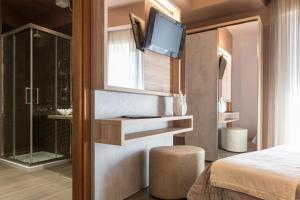 Hotel Belvedere, Отели  Морской Милан - big - 18