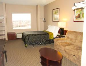 Bell's Extended Stay and Suites, Отели  Saint Robert - big - 8