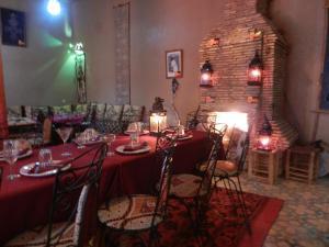 Auberge Kasbah La Rose De Sable, Gasthäuser  Merzouga - big - 50