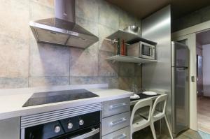 Barcelona Home-Paralel Apartments, Апартаменты  Барселона - big - 4