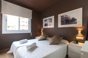 Barcelona Home-Paralel Apartments, Апартаменты  Барселона - big - 9