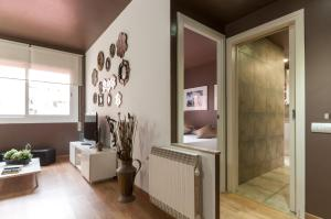 Barcelona Home-Paralel Apartments, Apartmanok  Barcelona - big - 12