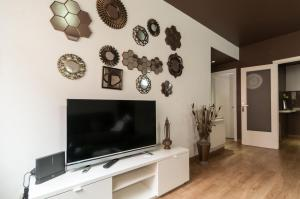Barcelona Home-Paralel Apartments, Апартаменты  Барселона - big - 17