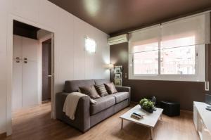 Barcelona Home-Paralel Apartments, Апартаменты  Барселона - big - 1