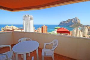Coral Beach Costa Calpe, Appartamenti  Calpe - big - 16
