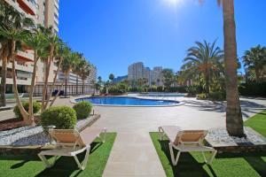 Coral Beach Costa Calpe, Appartamenti  Calpe - big - 18