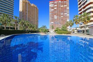 Coral Beach Costa Calpe, Appartamenti  Calpe - big - 21