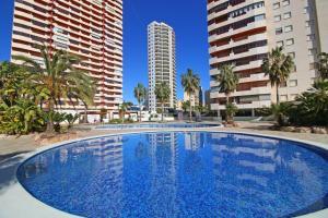 Coral Beach Costa Calpe, Appartamenti  Calpe - big - 22