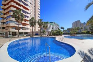 Coral Beach Costa Calpe, Appartamenti  Calpe - big - 23