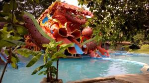 Hotel Carrizal Spa, Chaty  Jalcomulco - big - 43