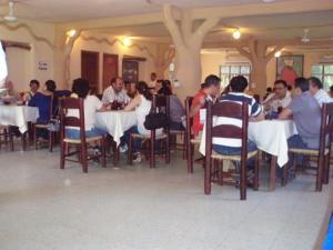 Hotel Carrizal Spa, Chaty  Jalcomulco - big - 44