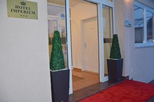 Hotel Imperium, Hotels  Moravske-Toplice - big - 27