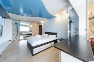 Apartment on Obolonskyi Avenue 28, Appartamenti  Kiev - big - 9