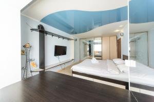 Apartment on Obolonskyi Avenue 28, Appartamenti  Kiev - big - 10
