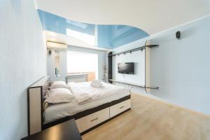Apartment on Obolonskyi Avenue 28, Appartamenti  Kiev - big - 11
