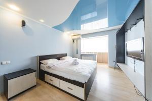 Apartment on Obolonskyi Avenue 28, Appartamenti  Kiev - big - 12