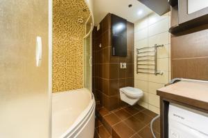 Apartment on Obolonskyi Avenue 28, Appartamenti  Kiev - big - 13