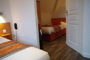 Logis Hotel Beaudon, Hotely  Pierrefonds - big - 13