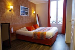 Logis Hotel Beaudon, Hotely  Pierrefonds - big - 14
