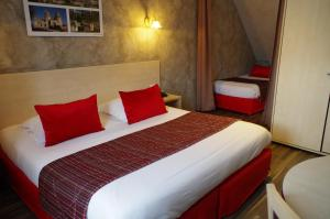 Logis Hotel Beaudon, Hotely  Pierrefonds - big - 15
