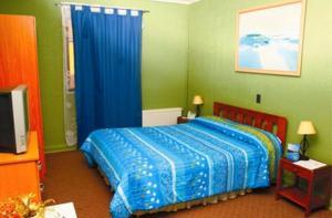 Hotel Pacifico, Отели  Algarrobo - big - 24
