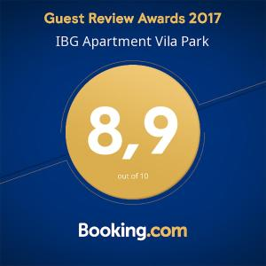 IBG Apartment Vila Park, Ferienwohnungen  Cala de Finestrat - big - 45