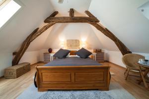 Les Charmes de Carlucet Manor and Villa, Ferienhäuser  Saint-Crépin-et-Carlucet - big - 10