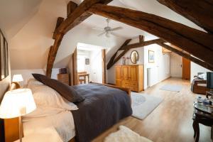Les Charmes de Carlucet Manor and Villa, Ferienhäuser  Saint-Crépin-et-Carlucet - big - 9
