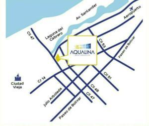 Cartagena de Indias Vista Caribe, Apartmanok  Cartagena de Indias - big - 5