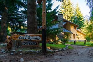 Hosteria los 7 Radales, Hostince  Villa La Angostura - big - 26
