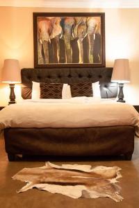 African Guesthouse, Penziony  Bloemfontein - big - 14