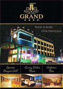 DNG The Grand Hotel, Hotels  Kānpur - big - 1
