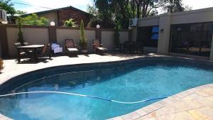 African Guesthouse, Penziony  Bloemfontein - big - 9