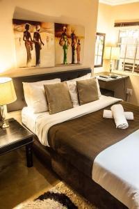 African Guesthouse, Penziony  Bloemfontein - big - 2