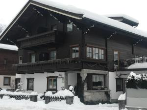 Pension Kuntschner, Ubytování v soukromí  Mittersill - big - 33