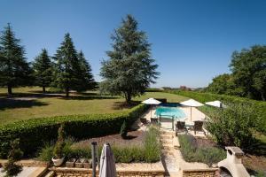 Les Charmes de Carlucet Manor and Villa, Ferienhäuser  Saint-Crépin-et-Carlucet - big - 26