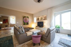 Les Charmes de Carlucet Manor and Villa, Ferienhäuser  Saint-Crépin-et-Carlucet - big - 27