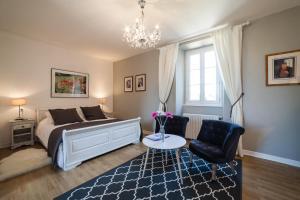 Les Charmes de Carlucet Manor and Villa, Ferienhäuser  Saint-Crépin-et-Carlucet - big - 28