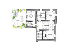 Mami's Home Trastevere, Apartmány  Rím - big - 50