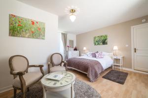 Les Charmes de Carlucet Manor and Villa, Ferienhäuser  Saint-Crépin-et-Carlucet - big - 40