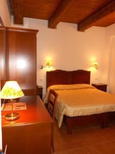 Hotel La Foresteria, Отели  Abbadia di Fiastra - big - 9