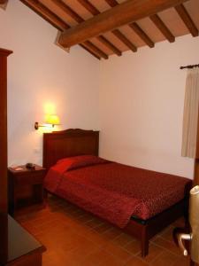 Hotel La Foresteria, Отели  Abbadia di Fiastra - big - 4