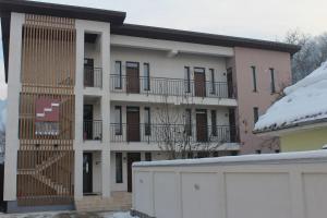 Studio ApartCity, Aparthotels  Braşov - big - 7